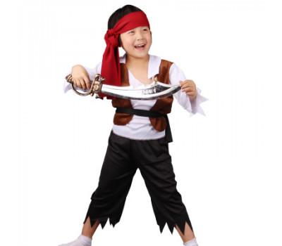 Костюм Пирата (красная повязка)