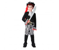 Костюм храброго Пирата (полосатые штанишки)