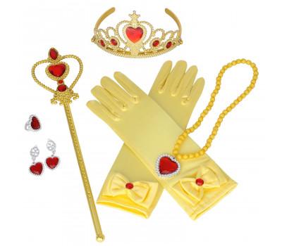 """Перчатки принцессы Белль """"Красавица и Чудовище"""""""