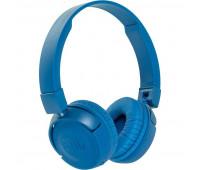 Беспроводные наушники JBL T450BT синий